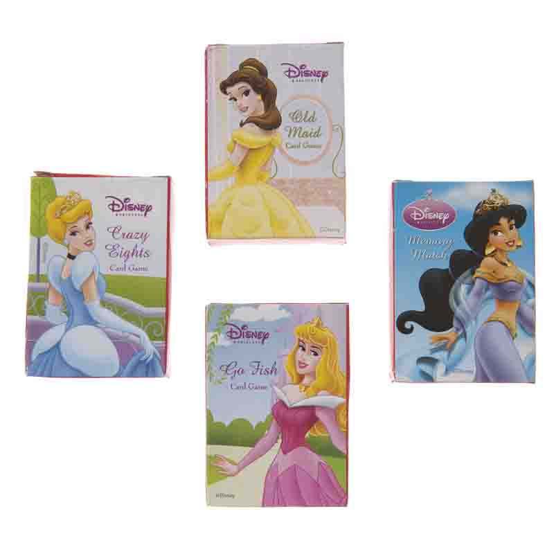 princess card games