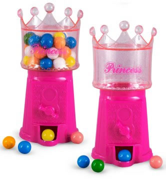 princess gumball machines