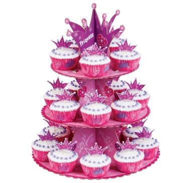 princess cake stand