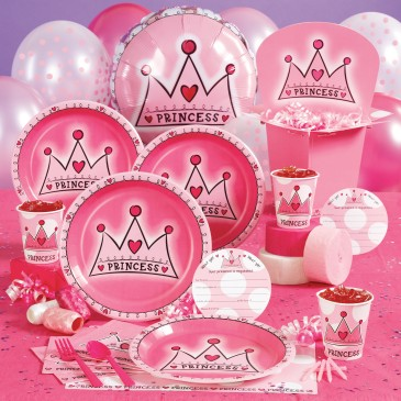 princess partyware