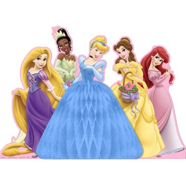 disney princess centerpiece