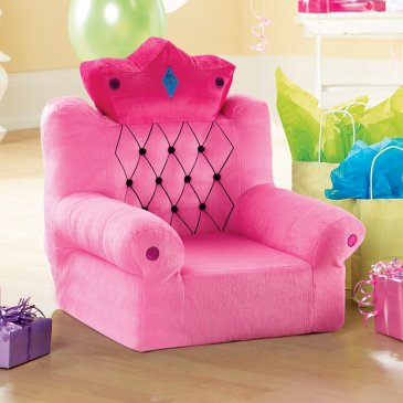 princess throne chair