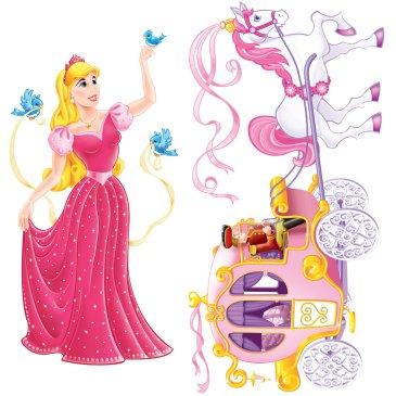 princess scene setter
