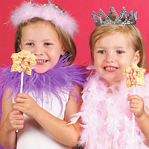 princess party ideas fairy princess wands