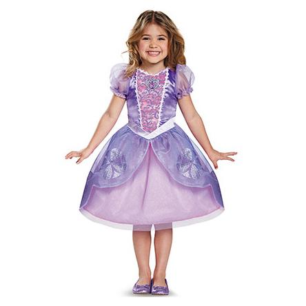 kids princess costume