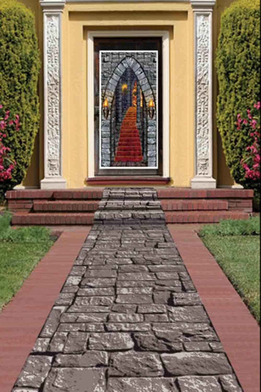stone brick runner
