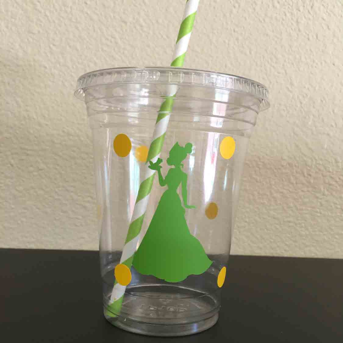 disney princess party cups
