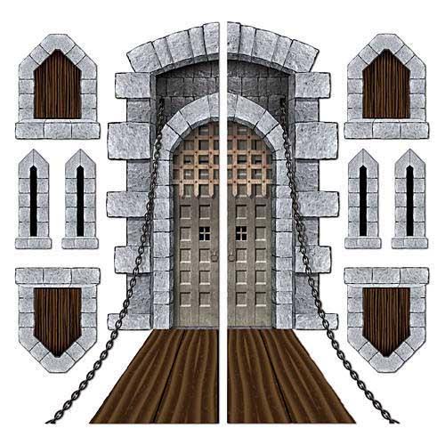 castle scene setter add ons