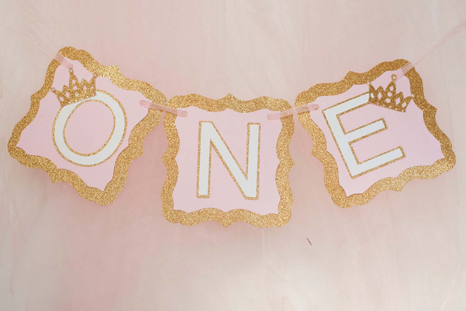 princess one banner