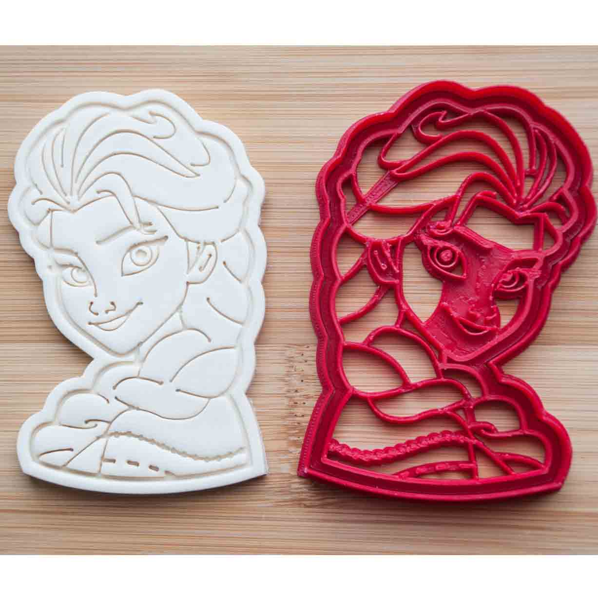 disney frozen cookie cutter
