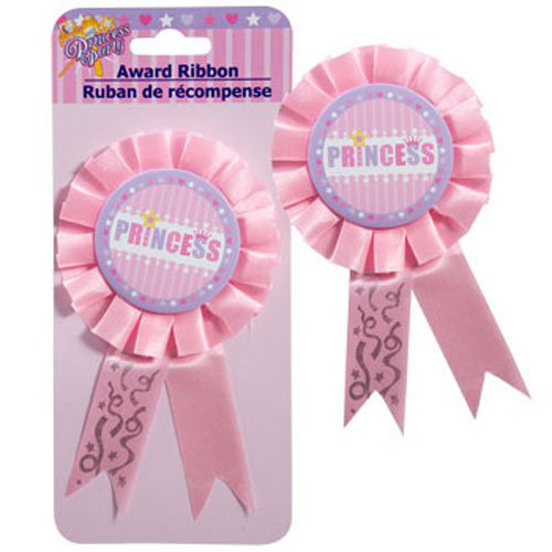 princess award ribbon