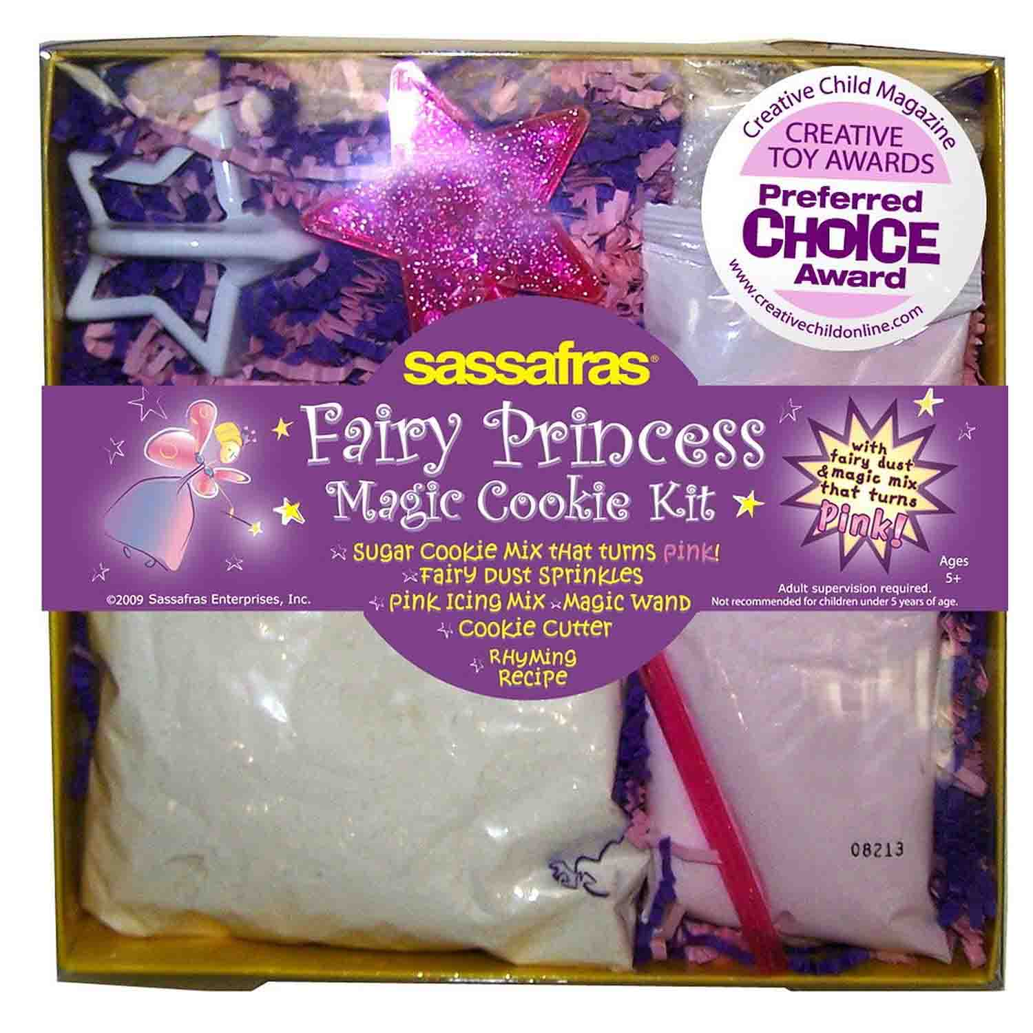 princess cookie kit