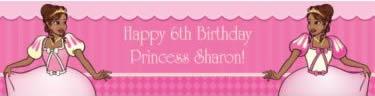 princess party banner
