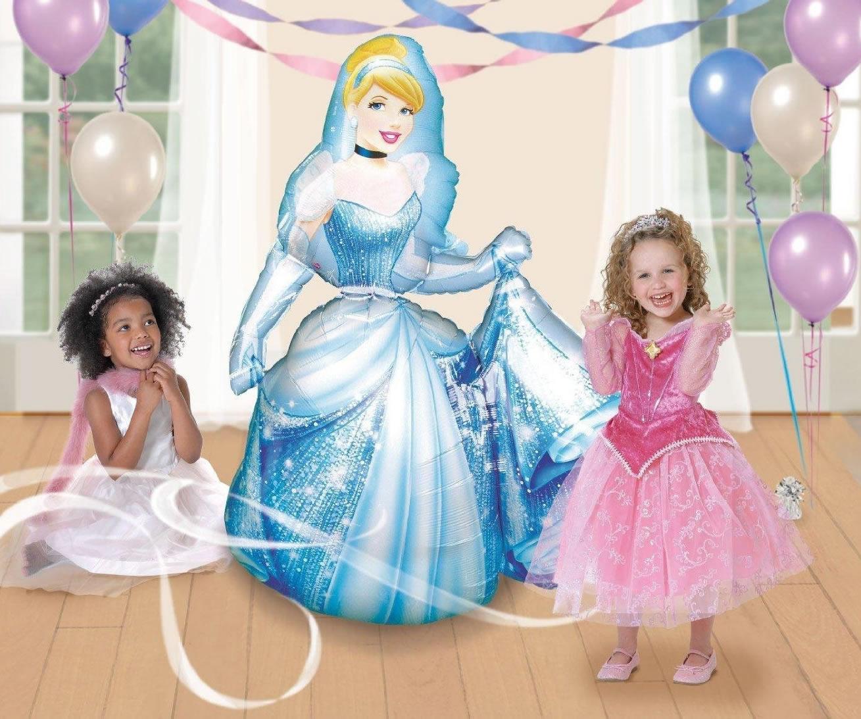princess airwalker balloon