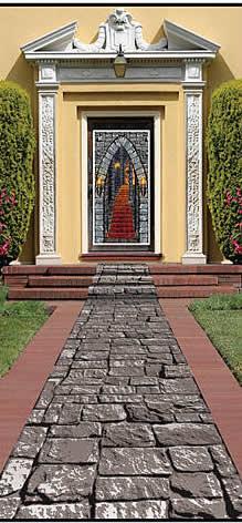 stone carpet runner