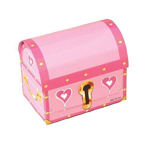 treasure chests favor box