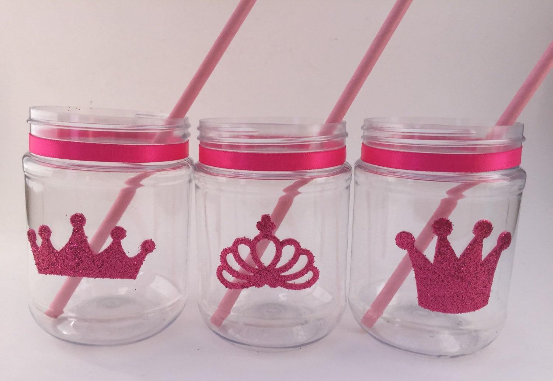 princess mason jars
