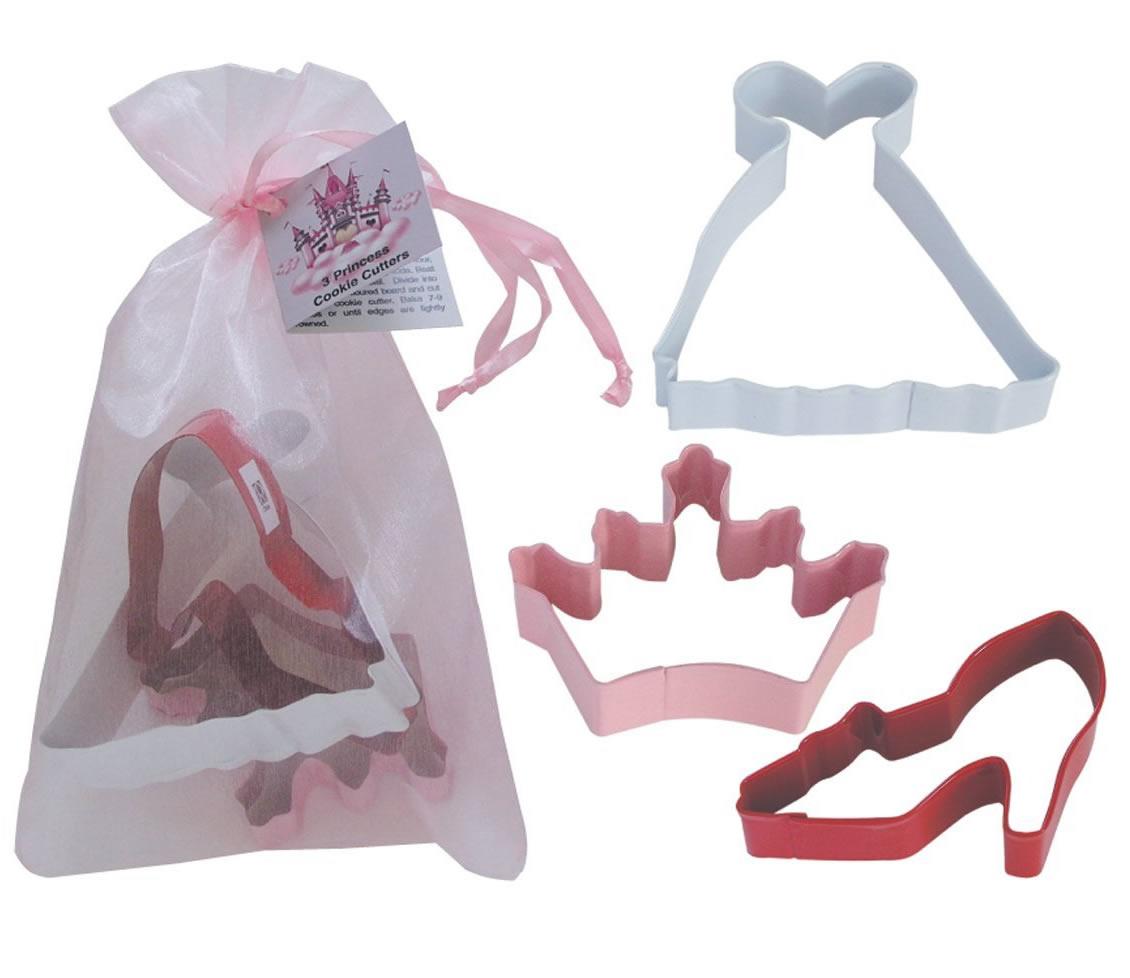 princess cookie cutters