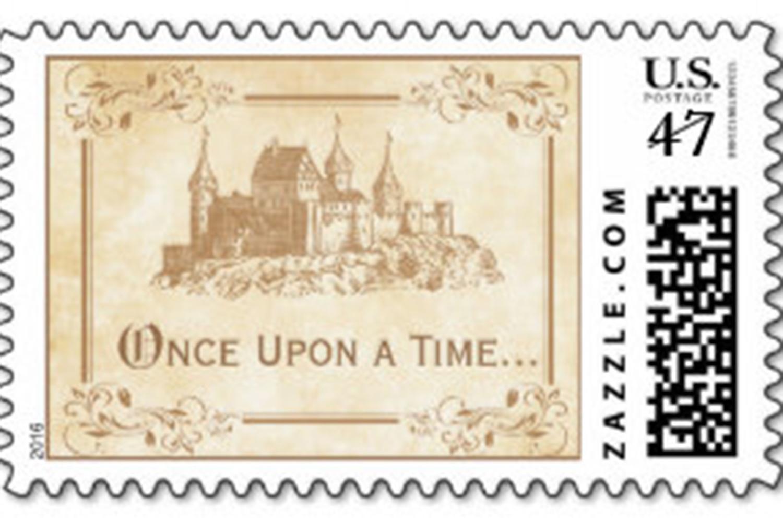 princess postage stamps