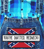 redneck invitations