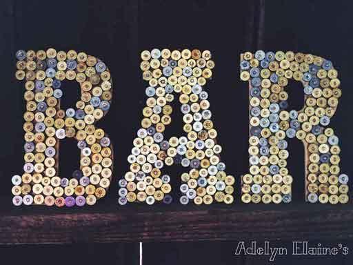 redneck party decorations shotgun shell letters