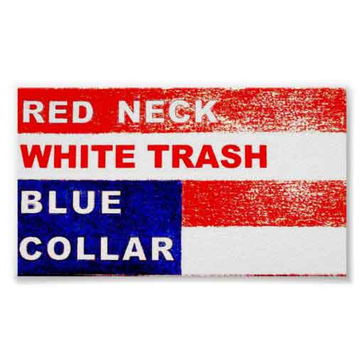 redneck party decorations posters