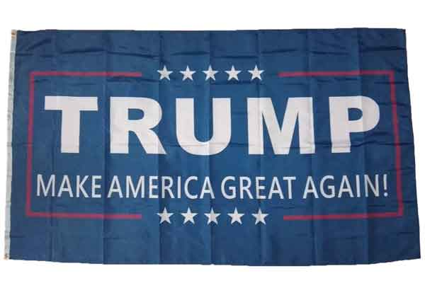 redneck party decorations donald trump flag