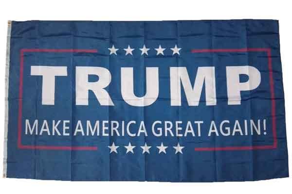 redneck party decorations donald trump flag