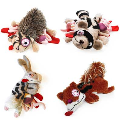 roadkill plush toys