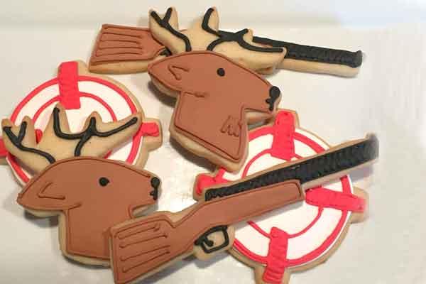 hunting cookies