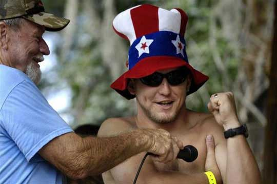 redneck party games armpit karaoke