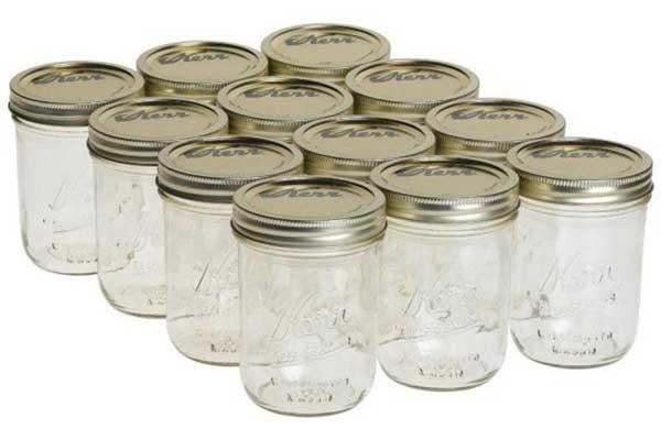 redneck party mason jars