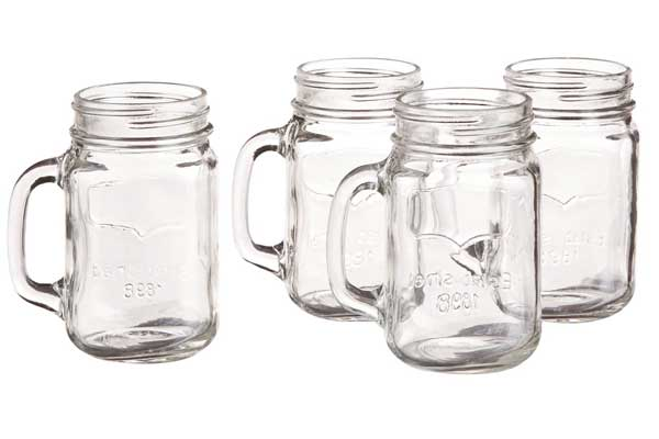redneck party mason jars