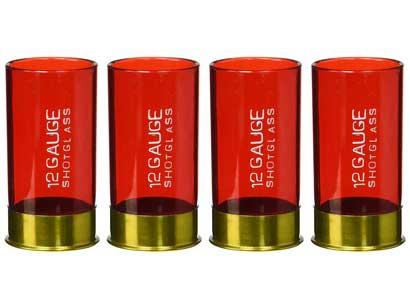 redneck 12 gauge shot glasses
