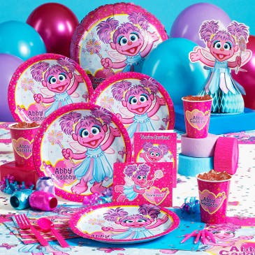 abby cadabby party supplies