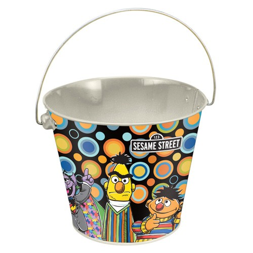 sesame street treat pail