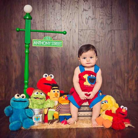 Sesame Street Party Ideas Games