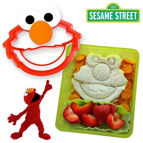 sesame street cookie cutter