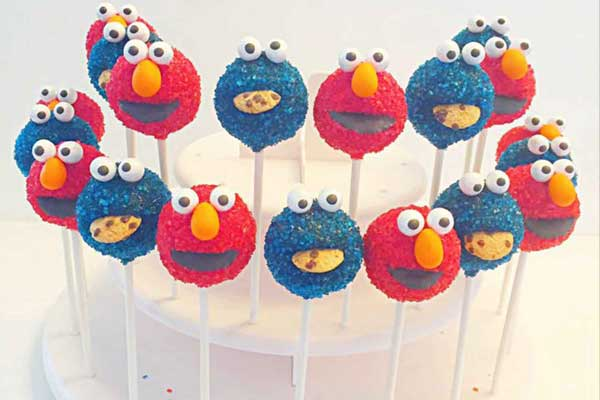 100 Sesame Street Birthday Party Ideasby a Professional Party Planner