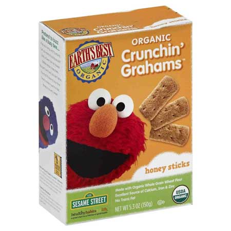 sesame street crackers