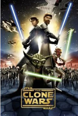 clone wars posters
