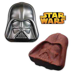 darth vader baking pan