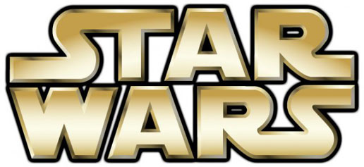 star wars logo - Star Wars Party Decorations