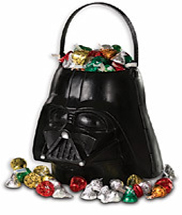 darth vader treat pails