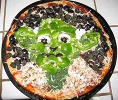star wars birthday party yoda pizza