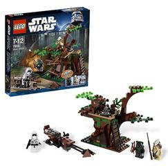 lego ewok attack
