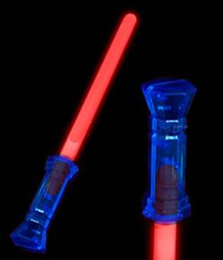 glow lightsaber