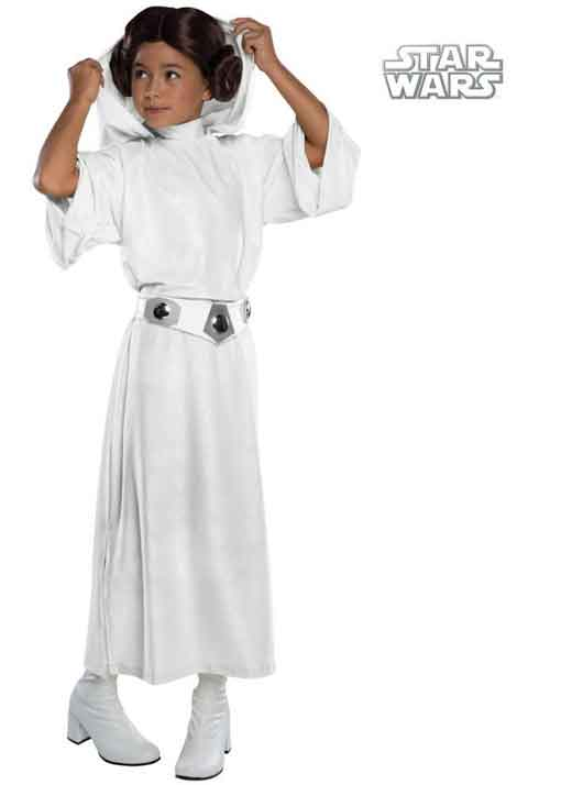kids star wars costume princess leia
