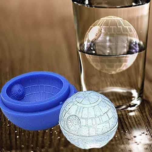 death star ice molds