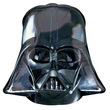 star wars balloon darth vader